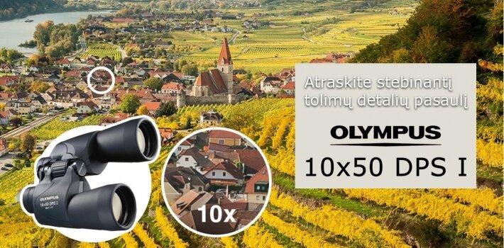 Olympus 10x50