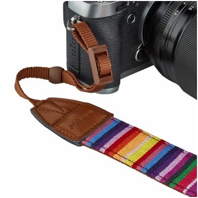 Walimex Pro Camera Strap Lea 3