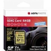 Agfaphoto SDXC UHS-I V30