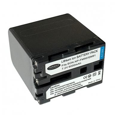 Baterija Formax NPFM90 6000mAh (Sony)
