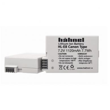 Baterija HÄHNEL CANON HL-E8 (LP-E8)