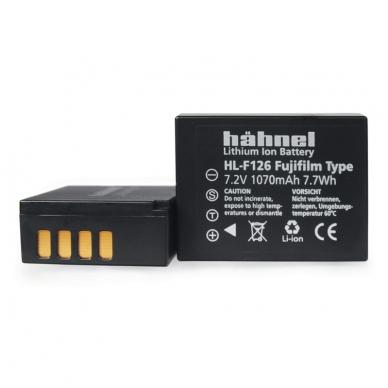 Baterija HÄHNEL FUJI HL-F126S (NP-W126S)