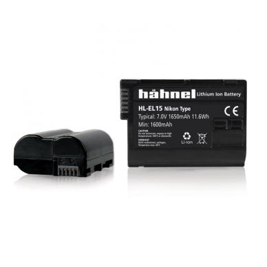 Baterija  HÄHNEL NIKON HL-EL15 (EN-EL15) 2