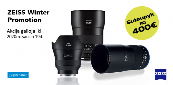 Zeiss Winter Promotion