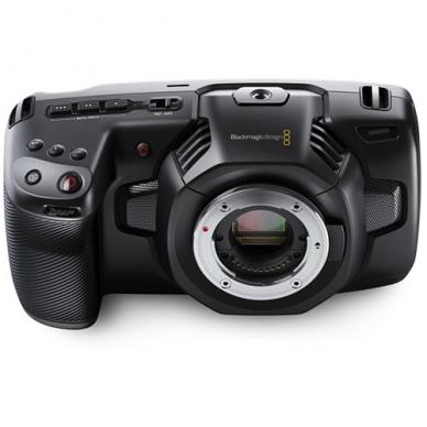 Blackmagic Pocket Cinema Camera 4K 2