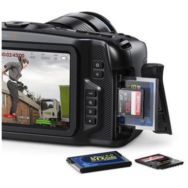 Blackmagic Pocket Cinema Camera 4K 7