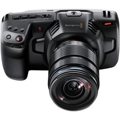Blackmagic Pocket Cinema Camera 4K 4