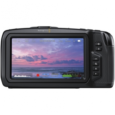 Blackmagic Pocket Cinema Camera 4K 8