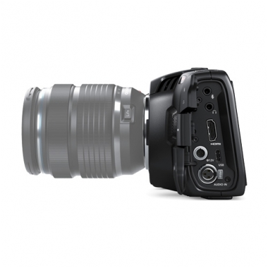 Blackmagic Pocket Cinema Camera 4K 6
