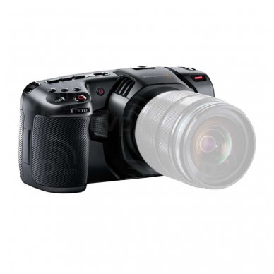 Blackmagic Pocket Cinema Camera 4K 5