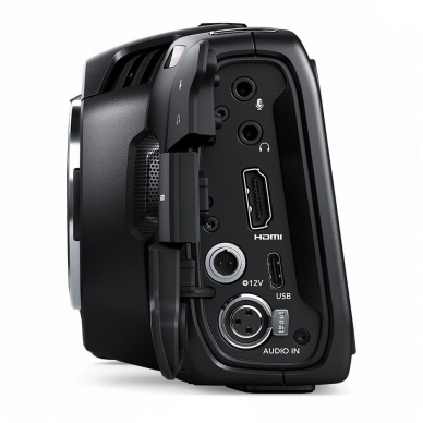 Blackmagic Pocket Cinema Camera 4K 3