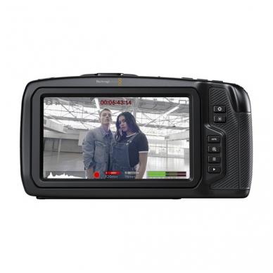 Blackmagic Pocket Cinema Camera 6K 2