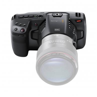 Blackmagic Pocket Cinema Camera 6K 3