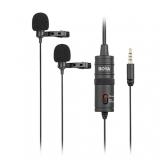 Boya BY-M1DM prisegami mikrofonai
