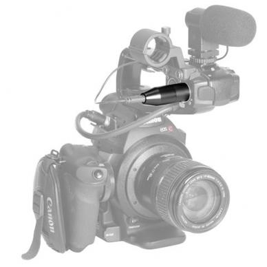 BOYA BY-35CXLR adapteris (3.5mm TRS į XLR) 4