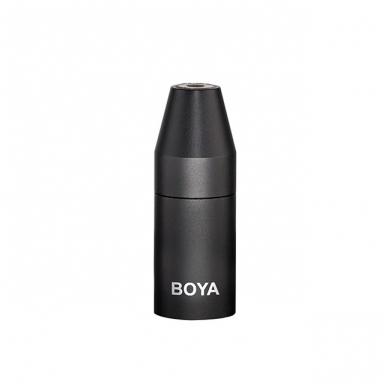 BOYA BY-35CXLR adapteris (3.5mm TRS į XLR) 2