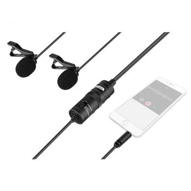 Boya BY-M1DM prisegami mikrofonai 3