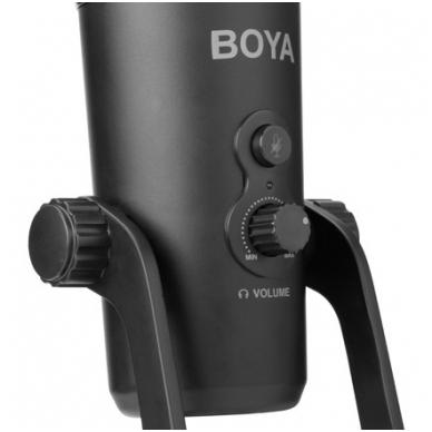 BOYA BY-PM700 USB pastatomas mikrofonas 4