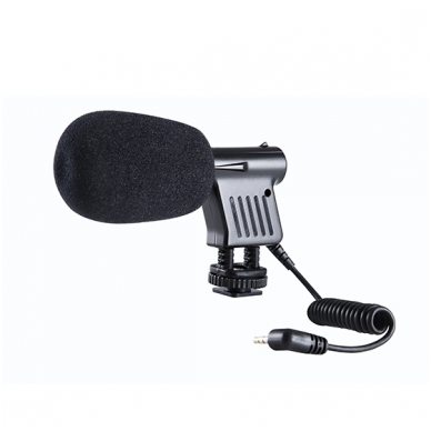 BOYA BY-VM01 Video Condenser kryptinis mikrofonas