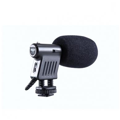 BOYA BY-VM01 Video Condenser kryptinis mikrofonas 2