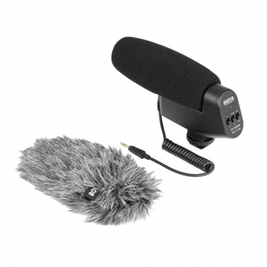 BOYA BY-VM600 kryptinis mikrofonas 3