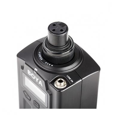BOYA BY-WXLR8 Wireless XLR Plug-on Transmitter 2