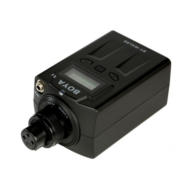 BOYA BY-WXLR8 Wireless XLR Plug-on Transmitter 3