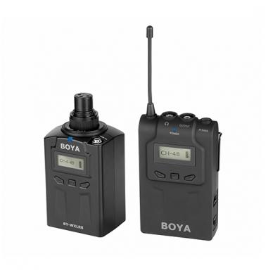 BOYA BY-WXLR8 Wireless XLR Plug-on Transmitter 5