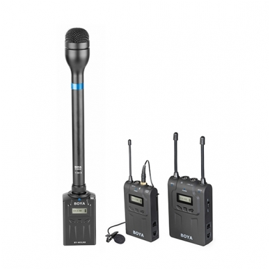 BOYA BY-WXLR8 Wireless XLR Plug-on Transmitter 5