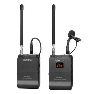 BOYA WFM12 VHF 2