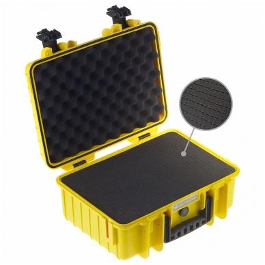 B&W Outdoor Cases Type 4000 (Pre-Cut Foam) 4