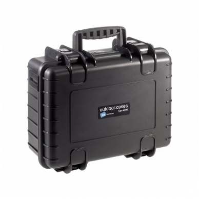 B&W Outdoor Cases Type 4000 (Divider System) 6