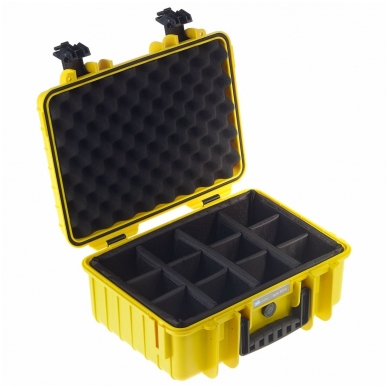 B&W Outdoor Cases Type 4000 (Divider System)