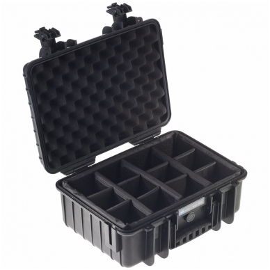 B&W Outdoor Cases Type 4000 (Divider System) 4