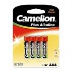 Camelion plus alkaline AAA 4vnt (LR03)