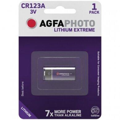 AGFAPHOTO CR123A