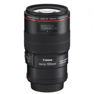 Canon EF 100mm f/2.8 L Macro IS USM
