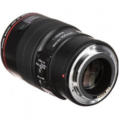 Canon EF 100mm f2.8 L Macro IS USM 3