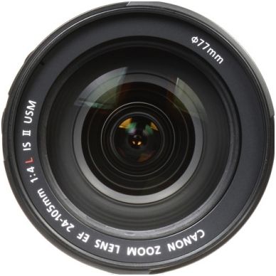 Canon EF 24-105mm f/4L IS II USM 4