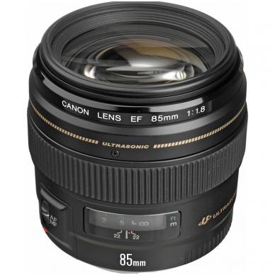 Canon EF 85mm f/1.8 USM 2