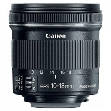 Canon EF-S 10-18mm f4.5-5.6 IS STM 3
