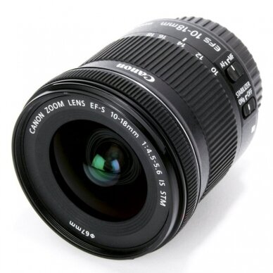 Canon EF-S 10-18mm f4.5-5.6 IS STM 4