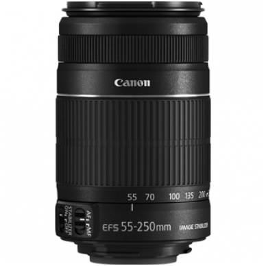 Canon EF-S 55-250mm f4.0-5.6 IS STM 3