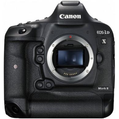 Canon EOS 1DX Mark II