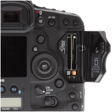 Canon EOS 1DX Mark II 7