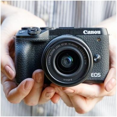 Canon EOS M6 Mark II 2