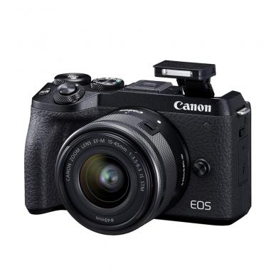Canon EOS M6 Mark II 3