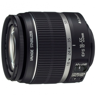 Canon EF-S 18-55mm f/3.5-5.6 IS II STM