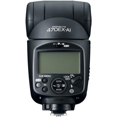 Canon Speedlite 470EX-AI 9
