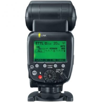 Canon Speedlite 600EX II-RT 7